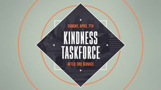 Kindness Taskforce Slide