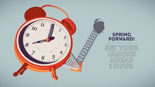 Daylight Saving Spring Forward