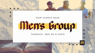 Men's Group Slide