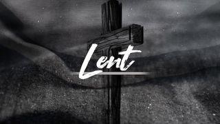 Lent Title Background Graphics