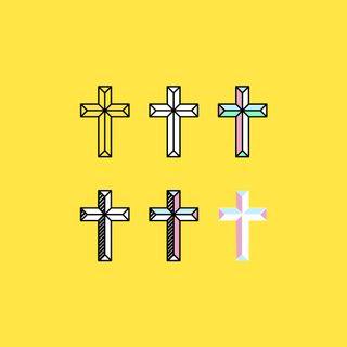 Line Art Cross Pack