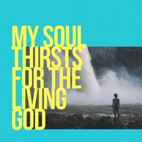 My Soul Thirsts (77297)