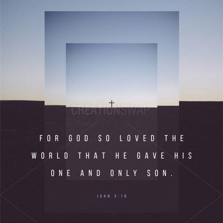 John 3:16 (77325)