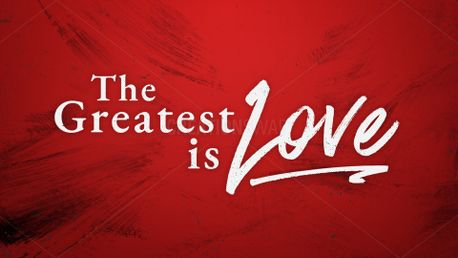 The Greatest is Love (77381)