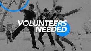 Volunteer Requirement Stills