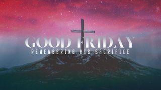 Mountain Cross Good Friday
