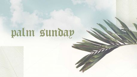 Palm Sunday (77511)