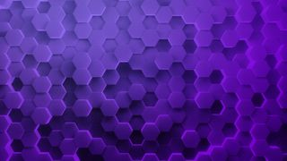 Honeycomb Purple