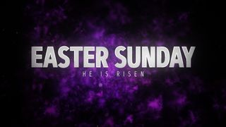 Holy Week (Easter Sunday)