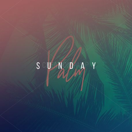 Palm Sunday (77817)