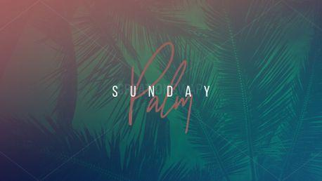 Palm Sunday (77818)