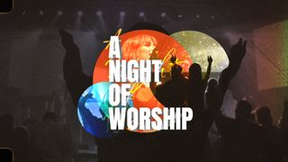 A Night of Worship slide