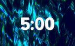 Oil Swells 5 Minute Countdown (77825)