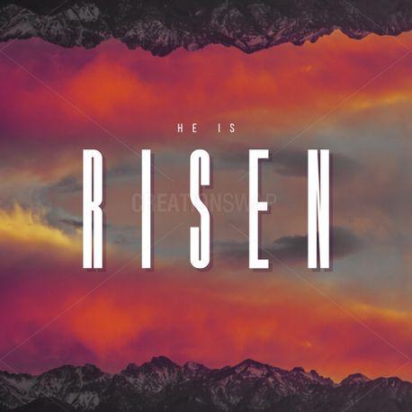 He is Risen (77833)