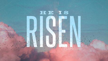 He Is Risen (77854)