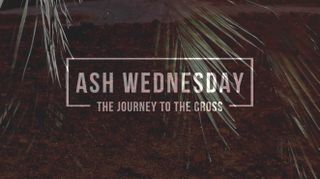 Palm Ash Wednesday