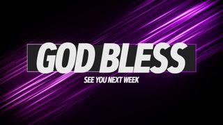 Rayos (Holy Week) - God Bless