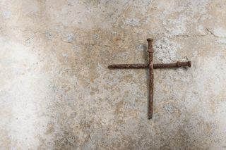 Rusty Nail Cross