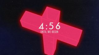 Neon Cross Countdown