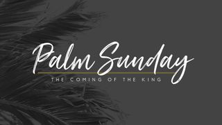 Palm Sunday Graphics