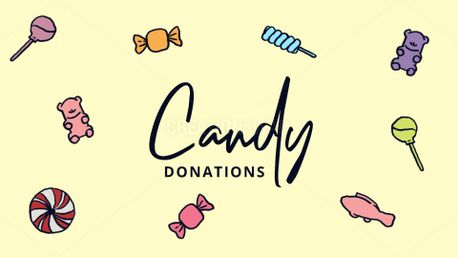 Easter Candy Donations (78176)