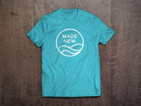 Made New - Baptism Shirt (78258)