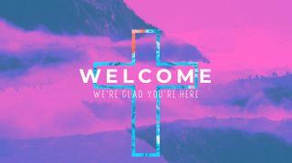 Mountain Cross Welcome