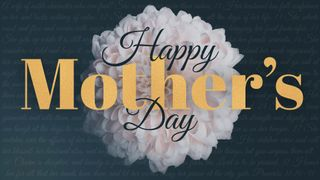 Mother's Day Slides and Social