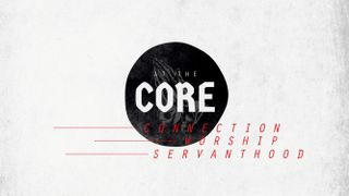 At The Core // PSD Included