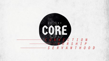 At The Core // PSD Included (78554)
