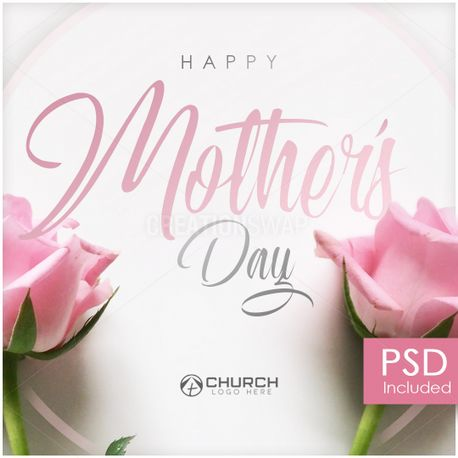 Happy Mother's Day - Social (78590)