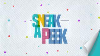 Sneak A Peek