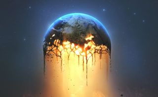 Earth and Hell
