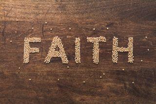 Faith with mustard seeds
