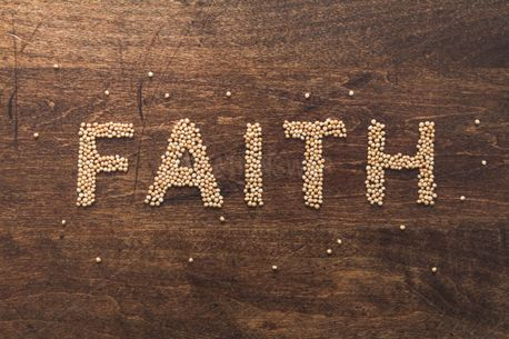 Faith with mustard seeds (78754)