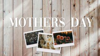 Mothers Day Polaroid