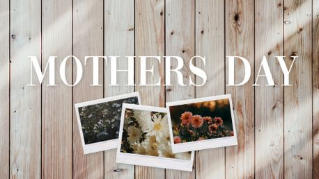 Mothers Day Polaroid  (78830)