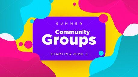 Summer Groups 2019  (78846)