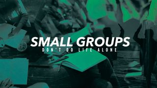 Small Group Slides