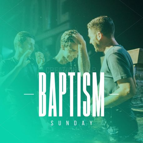 Baptism Sunday (79041)
