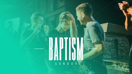Baptism Sunday (79042)