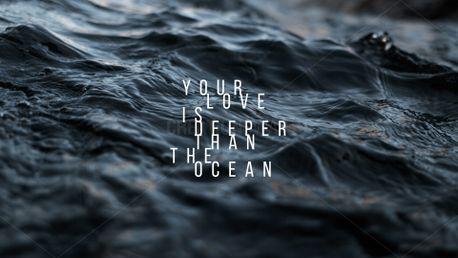 Deeper than the ocean (79044)