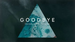 Abstract Triangle Goodbye