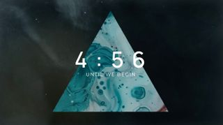 Abstract Triangle Countdown