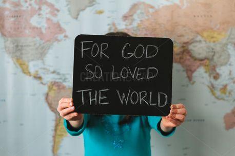 For God So Love the World (79211)