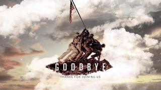 Memorial Day Goodbye