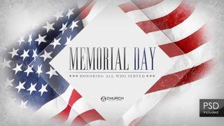 Memorial Day - Honoring