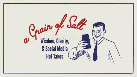 Salty Social Media (79281)