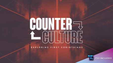 Counter Culture // with PSD (79342)