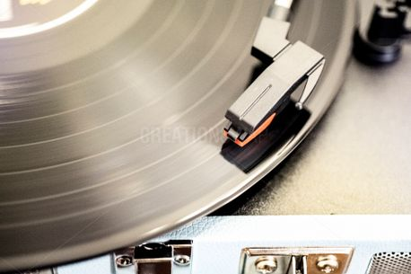 Record Player (79422)